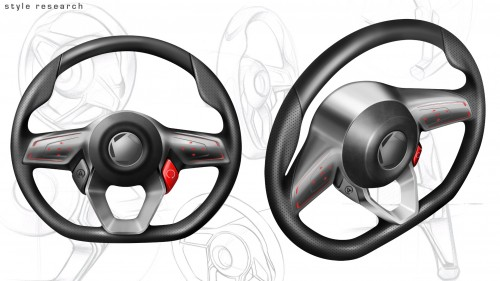 Steering Wheel Research | 2015