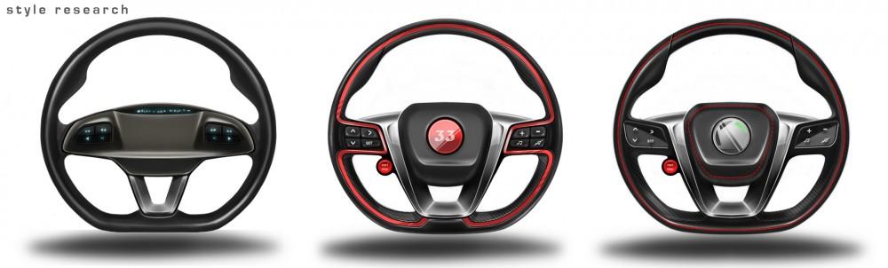 Steering Wheel Research | 2015