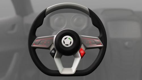 Steering Wheel Research | 2015 | Alias Model